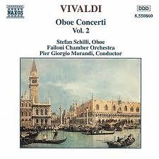 Vivaldi: Oboe Concerti, Vol. 1 No.2