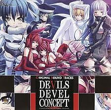 Devils Devel Concept Original Soundtracks (CD2)