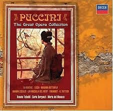Puccini - The Great Opera Collection: Madama Butterfly 1