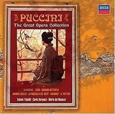 Puccini - The Great Opera Collection: La Fanciulla del West 1 No. 2