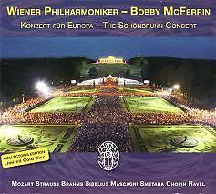 Konzert Fur Europa - The Schonbrunn Concert - Bobby McFerrin