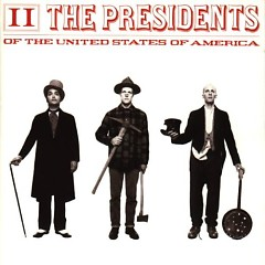 II - The Presidents Of The United States Of America