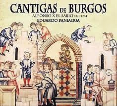 Cantigas De Burgos - Eduardo Paniagua