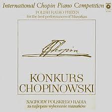 Chopin - Piano Competition Mazurkas - Polish Radio Prizes No.1