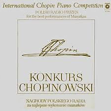 Chopin - Piano Competition Mazurkas - Polish Radio Prizes No.2