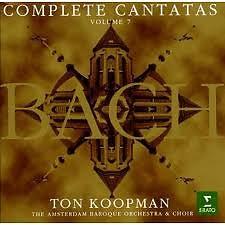 Bach - Complete Cantatas, Vol. 7 CD 3 No. 1
