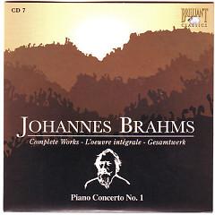 Johannes Brahms Edition: Complete Works (CD7)