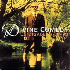 La Cigale - The Divine Comedy