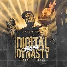 Digital Dynasty 23 (Mixtape) (CD3) - Vinnie Paz
