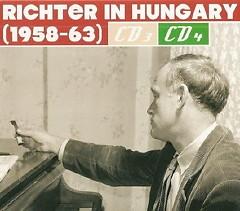 Richter In Hungary (1958) CD3