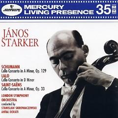 The Collector's Edition CD 34 Starker - Schumann Cello Concerto