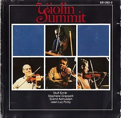 Violin Summit (Various) - Jean Luc Ponty