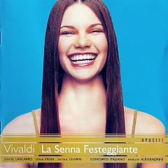 Vivaldi  La Senna Festeggiante CD1