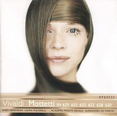 Vivaldi Mottetti RV 629,631,633,623,628,630 CD1