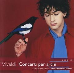 Vivaldi  Concerti Per Archi CD1