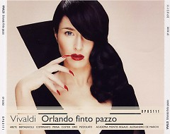 Vivaldi Orlando Finto Pazzo CD3