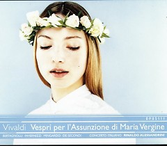Vivaldi  Vespri per l'Assunzione Di Maria Vergine CD3