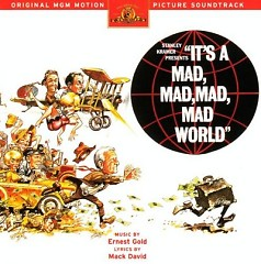 It's A Mad, Mad, Mad, Mad World OST (P.2) - Ernest Gold