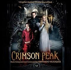 Crimson Peak OST - Fernando Velazquez