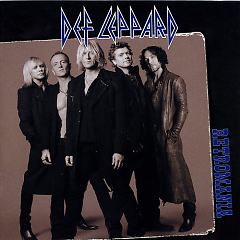 Retromania (Disc 1) - Def Leppard