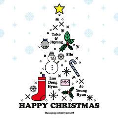 Happy Christmas - Tako,J Hyung,Sllo,Jo Young Hyun