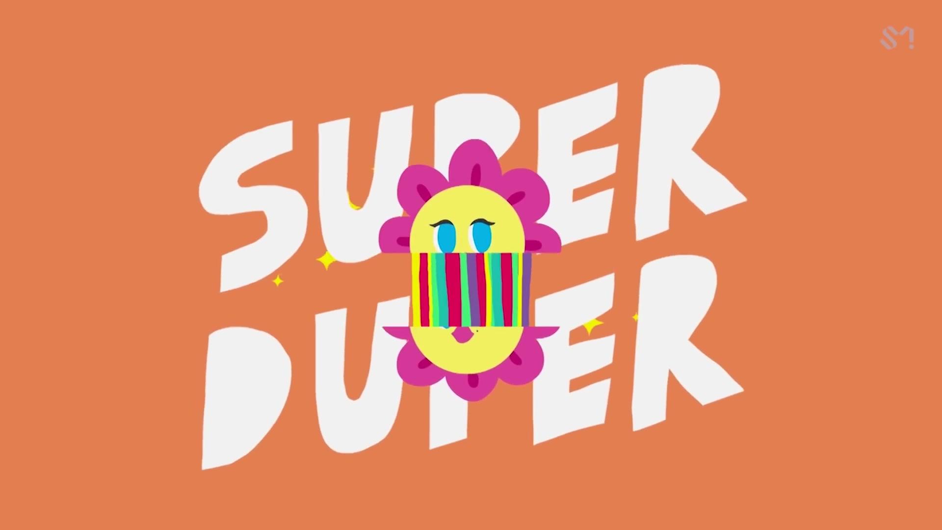 Super Duper - Super Junior