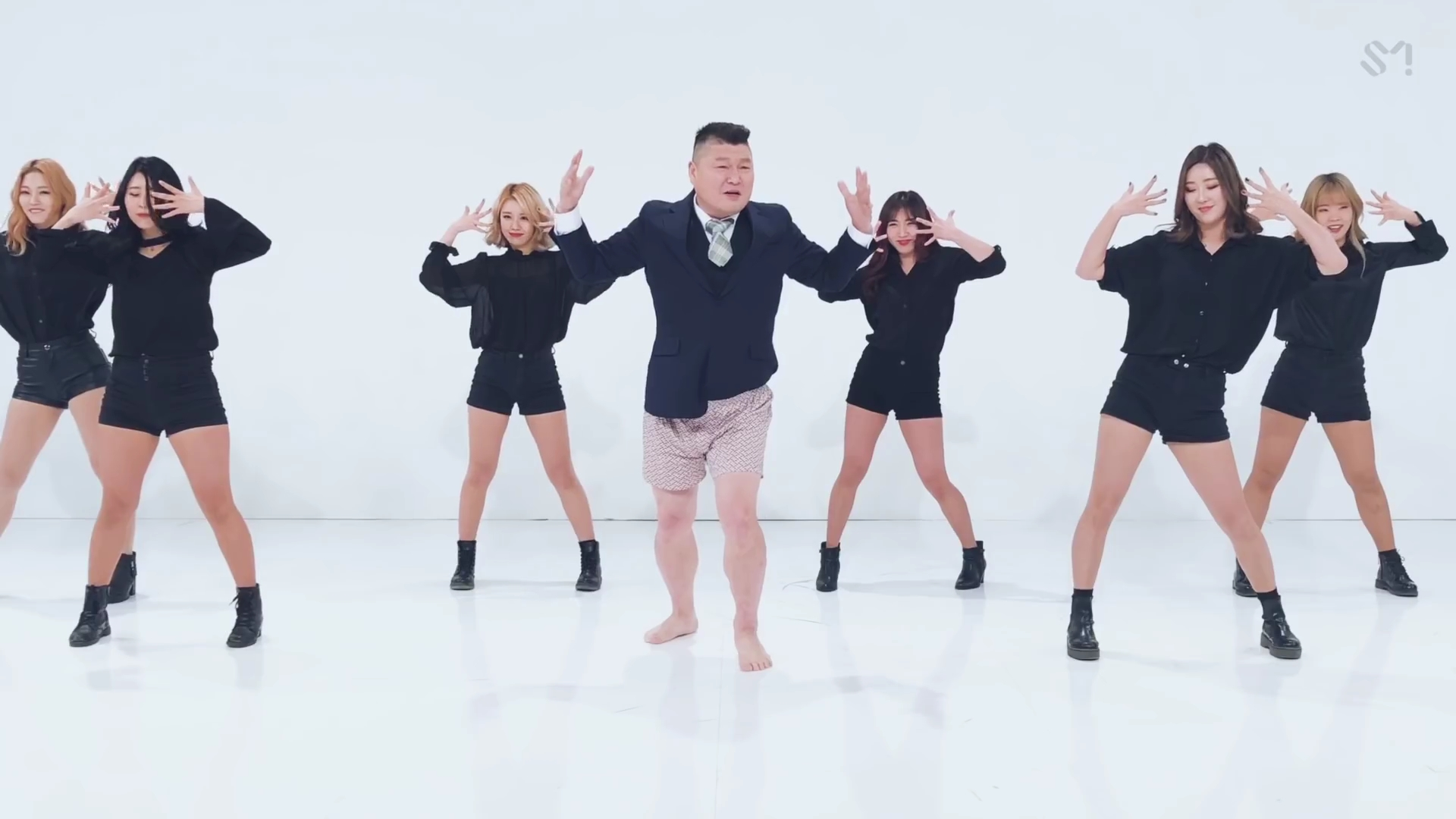 I Kicked My Luck Off - Kang Ho Dong, Hong Jin Young