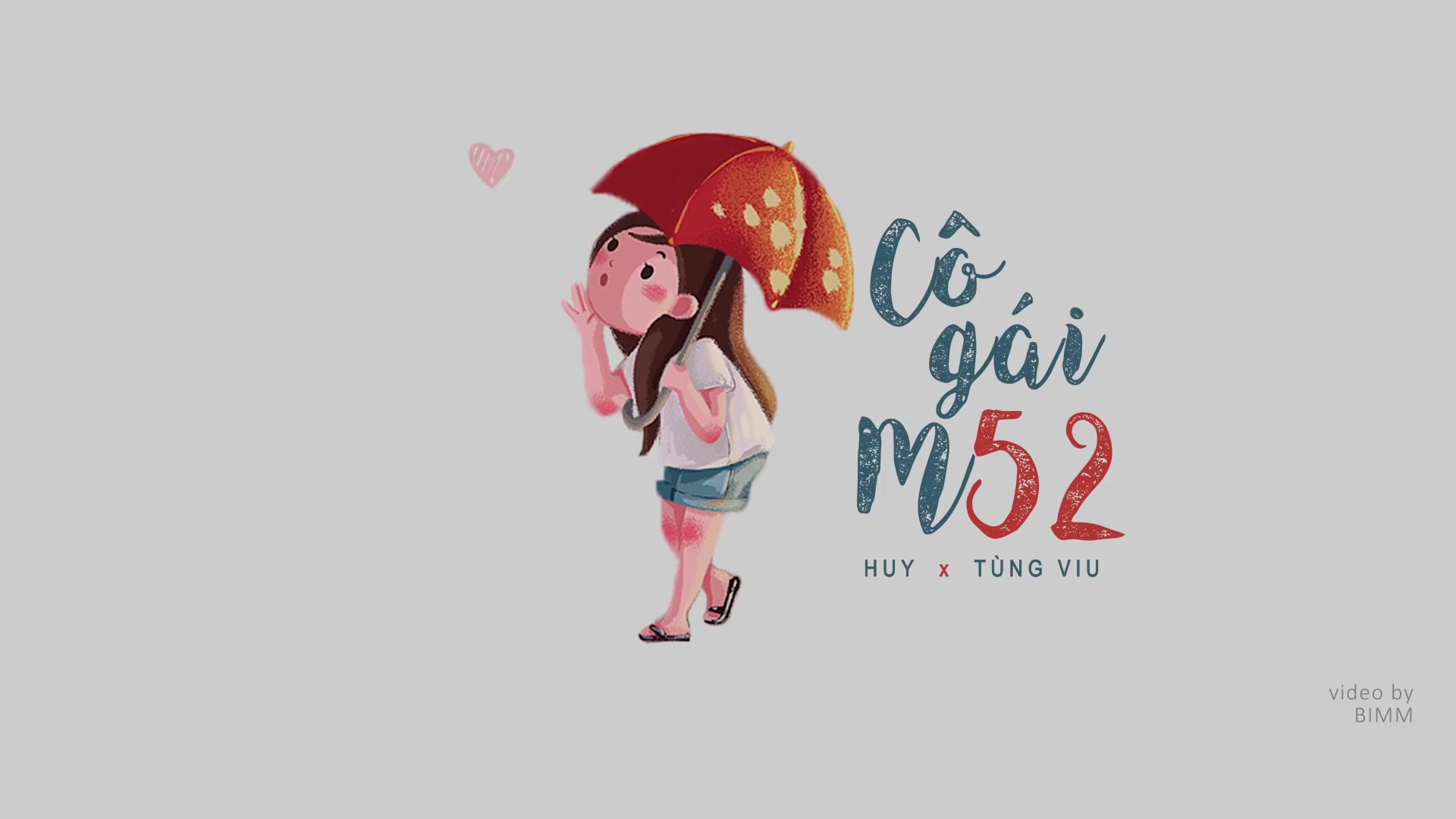 Cô Gái M52 - HuyR, Tùng Viu